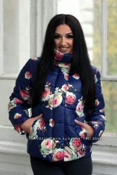 Женская модная курточка ОП9038