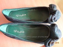 Туфлі, текстиль, 35