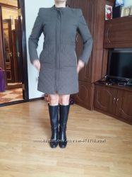 Демісезонне пальто Zara 46р