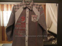 Рубашка на подростка Турция NGN