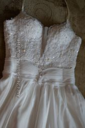 Свадебное платье 44-46р.