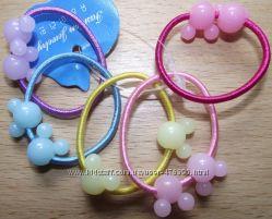 Резиночки для девочек - набор 5 штук.