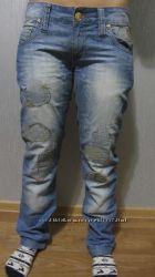 джинсы летние котон