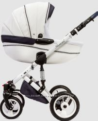 Универсальная коляска 2в1 Dada Paradiso Group GLAMOUR