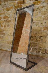 Невероятное зеркало в стиле LOFT