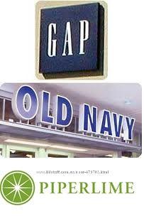Gap, Oldnavy и не только. Точный вес.