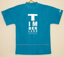 Детские футболки TIMBERLAND рост 122-128, 134-140см