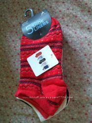 Наборы женских ярких носочков
