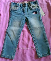 Красивые джинсы C&A на девочку