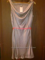 Красивое платье H&M с подкладкой