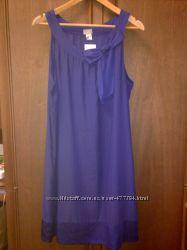 нарядное платье H&M с подкладкой