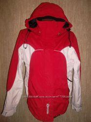 Спортивная термо куртка с капюшоном ПОГ54 см.