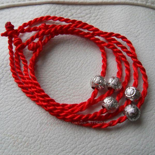 Браслет Красная нить