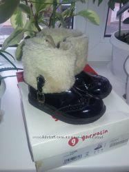 Продам ботинки garvalin 25 размер