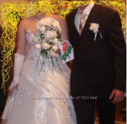 Выпускной, свадебный костюм