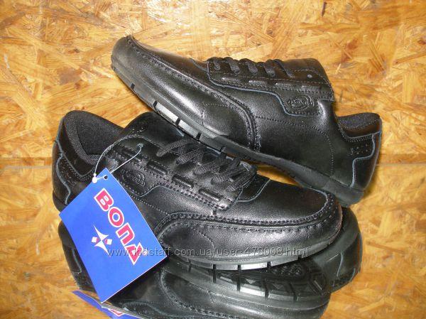 Распродажа. Кожаные кроссовки Bona. Оригинал