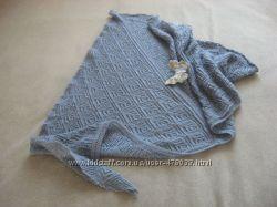 вяжу на заказ шали и шарфы