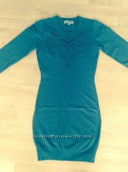 Туника-платье Valentino M-S серый