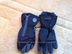 Перчатки Waterproof водонепроницаемы XS утепленные 8-12 лет