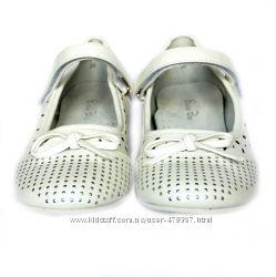 Качественные демисезонные туфельки для девочки BUDDY DOG Бадди дог. Распрод