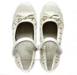 Качественные школьные туфельки для девочки BUDDY DOG Бадди дог. Распрод