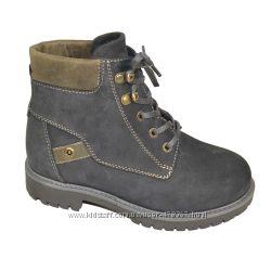 Теплые зимние ботинки для мальчика. Распродажа