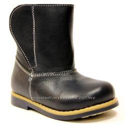 На цигейке. Обувь ниже себестоимости сапожки зимние Ecoby для мальчика
