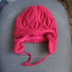 Теплая шапочка Zara на 1-2 года