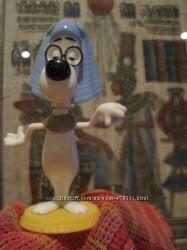 Мистер Пибоди Собачка фараон 12, 5 см игрушка макдональдс