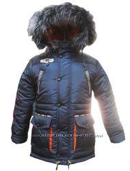 Шикарные куртки парки в наличии р. 128-172