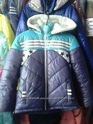 Куртка зимняя для мальчика Angeli-r в наличии