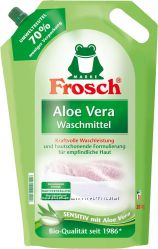 Гель для стирки Frosch Waschmittel Aloe Vera 1, 8L