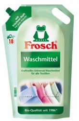 Жидкий порошок Frosch Waschmittel 1, 8L