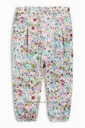Новые штанишки на девочку, NEXT 5-6 лет