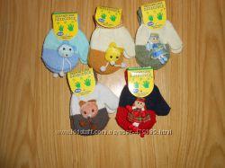 Детские варежки перчатки