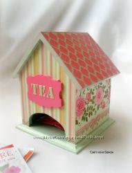 Чайный домик Тепло, уют и аромат