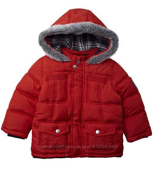 Зимова куртка MOTHERCARE, на 3-4 роки.