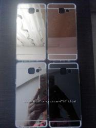 Зеркальный чехол для Samsung Galaxy A510, J510 2016 в наличии
