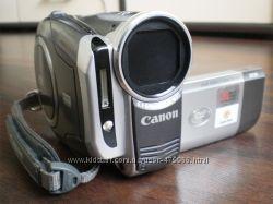 Видеокамера Canon DC50 на базе DIGIC DV II