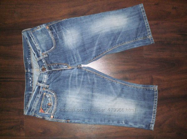 Бриджи джинсовые, Take Two