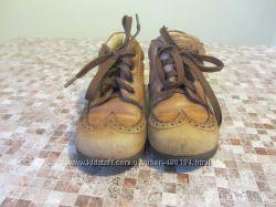 Демисезонные кожаные ботиночки Rondinella