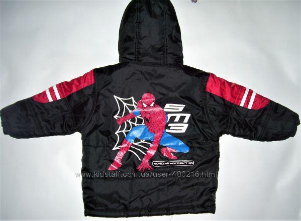 куртка  SPIDER-MAN