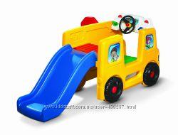 Школьный автобус с горкой Горка от Little tikes