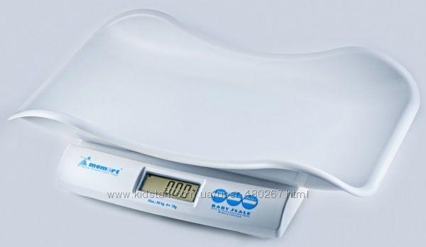 Прокат весов для новорожденных весы Momert 6475
