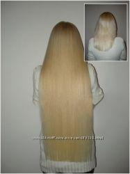 Наращивание волос итальянская технология г. Коростень
