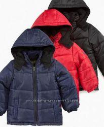 Новая теплая куртка и на 6, и на 7лет
