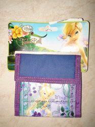 Новый кошелек с феей Динь-Динь Disney