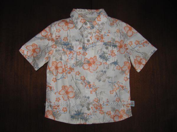 Новая тениска 1, 5-2 года Мothercare, 92р.