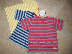 Новые футболки Marks&Spencer, из дорогой коллекции INDIGO на 3-4 года, 104р
