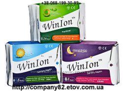 Анионовые прокладки  лечебно-профилактические для женщин и мужчин